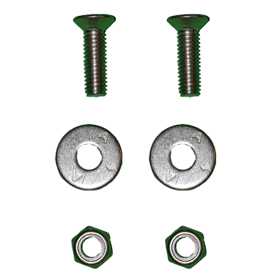 screws for clamcleat